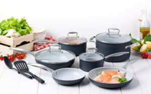 Best Ceramic Cookware 2020: Top Full Guide, Review