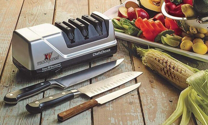 Best Electric Knife Sharpener 2020: Top Full Guide, Review