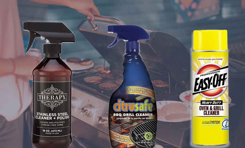 Best Grill Cleaner 2020: Top Full Guide, Review