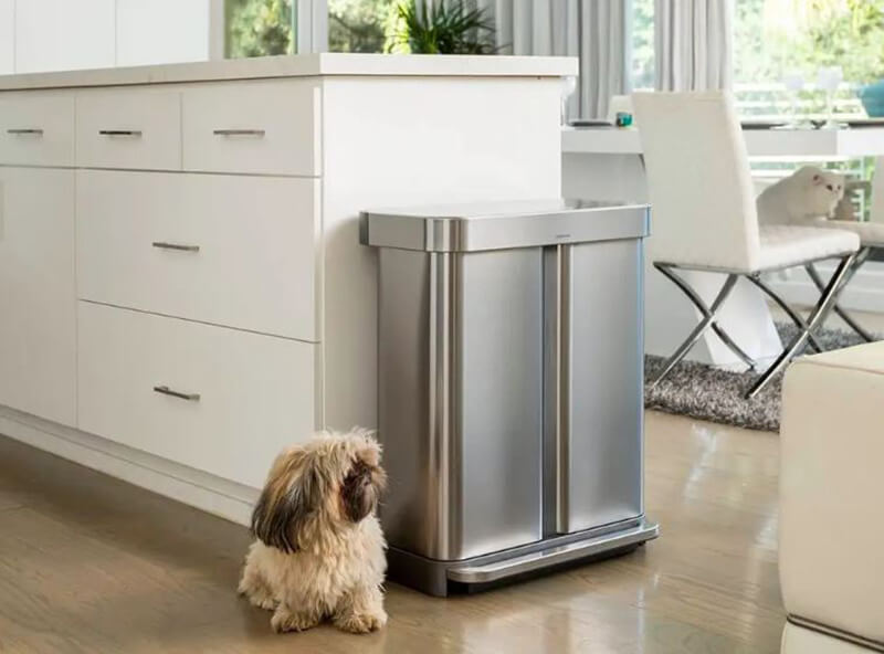 Best Kitchen Trash Can 2020: Top Full Guide, Review