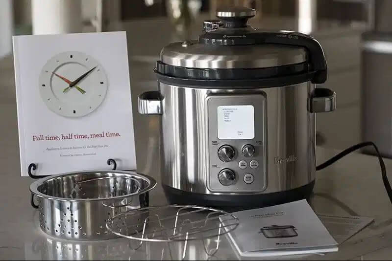 Breville Fast Slow Pro Multi-Function Cooker