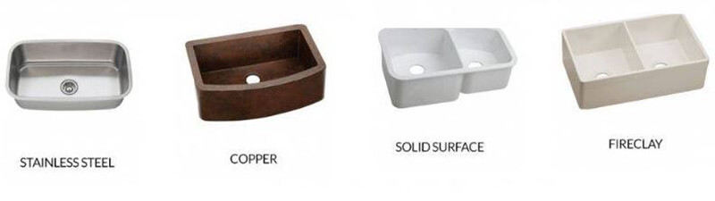 Finest Kitchen Sink Materials