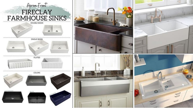 Kinds of Kitchen Sinks