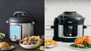 Ninja Foodi Vs Instant Pot 2021: Top Full Guide, Review