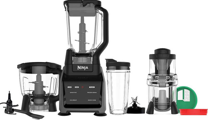Ninja Intellisense Kitchen System