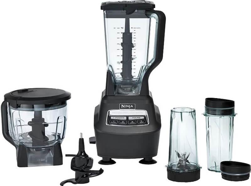 Ninja Mega Kitchen Procedure (BL770) Blender/Food