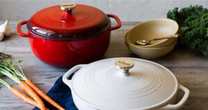 Porcelain Vs Ceramic Cookware 2020: Top Full Guide, Review