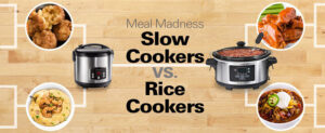 Slow Cooker Vs Rice Cooker 2020: Top Full Review & Guide