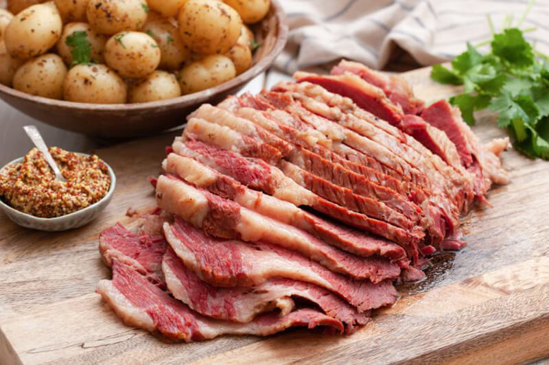 What's Corned Beef?