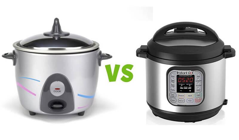 multi cooker vs pressure cooker