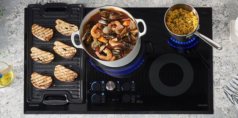 Radiant Vs Induction Cooktop: Induction Cooking