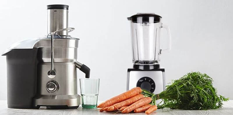 Blender Vs Juicer
