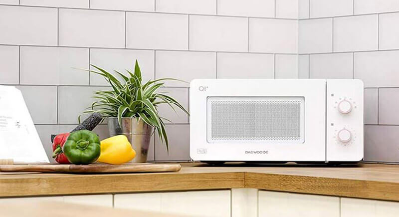 Compare toaster oven vs microwave