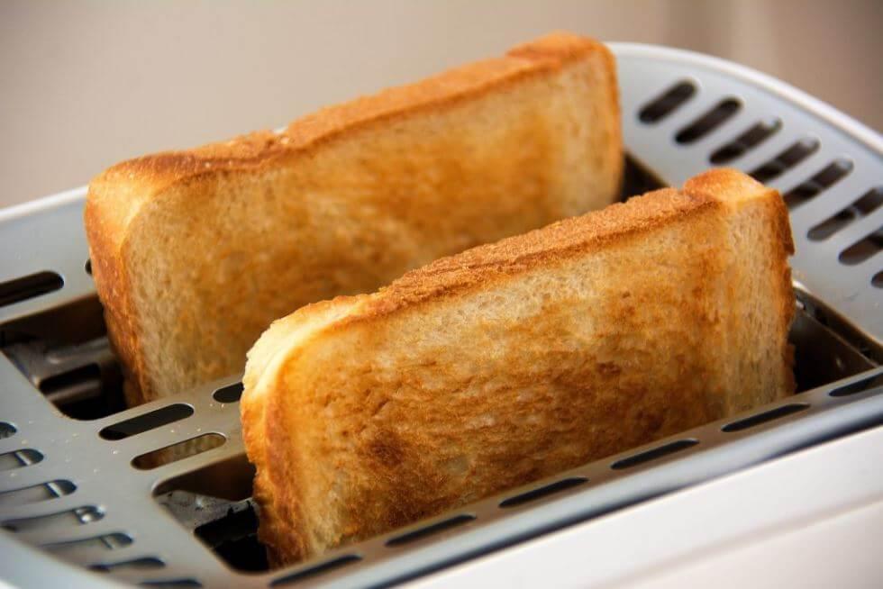 Compare toaster oven vs toaster