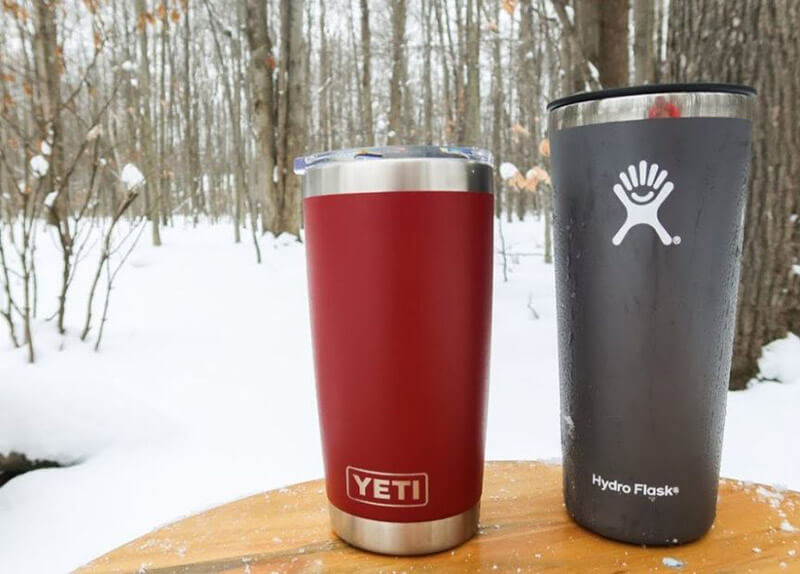 What Are The Differences Between Yeti Water Bottle Vs Hydro Flask