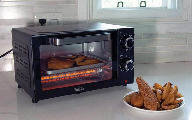 Conclusion toaster oven vs microwave