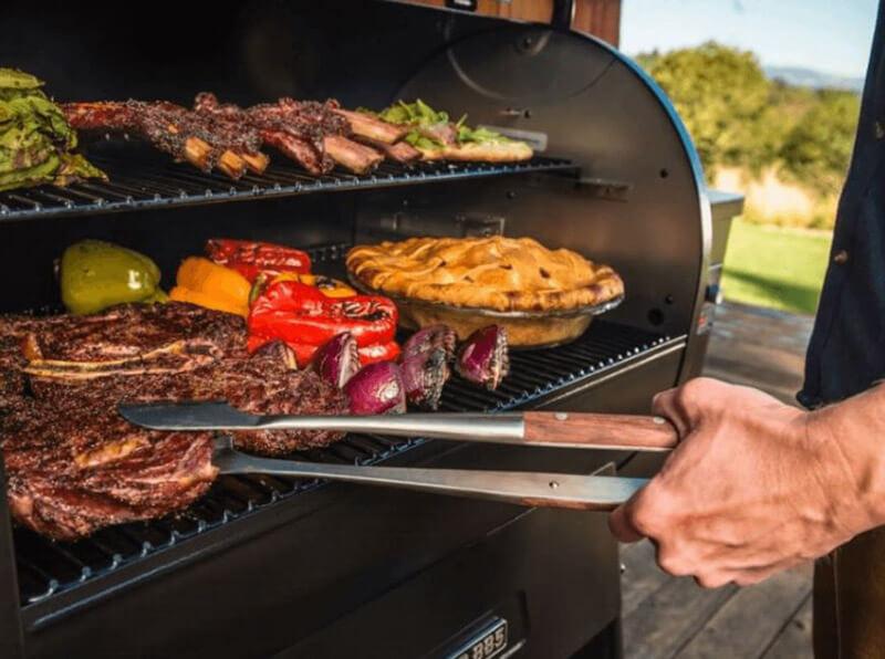 Conclusion traeger vs weber gas grill