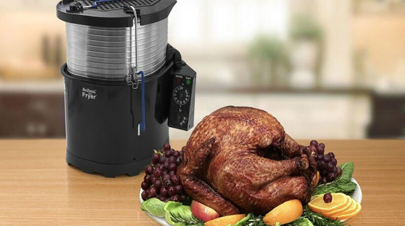 FAQs best turkey fryer