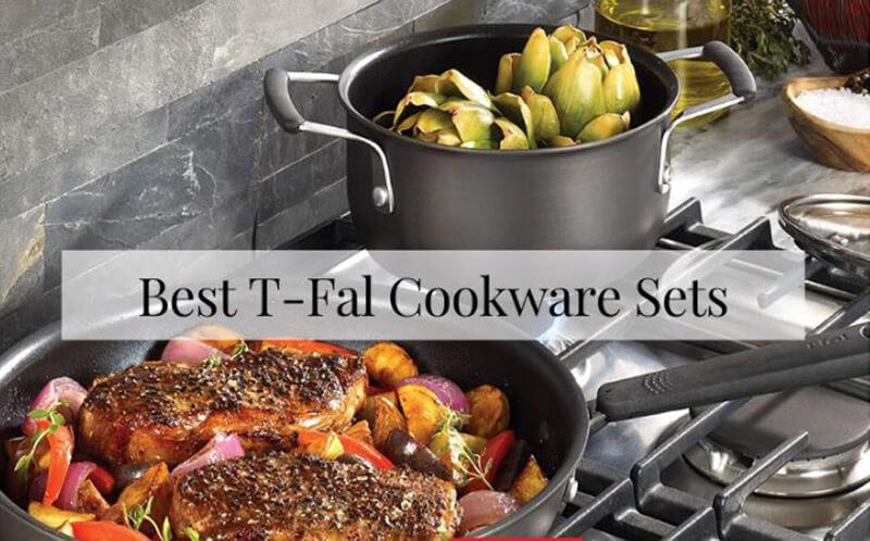 best t fal cookware set