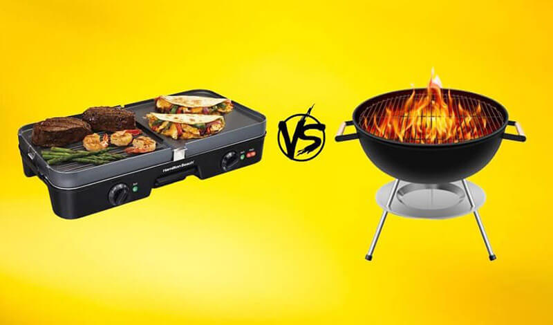 Griddle Vs Grill 2021: Top Full Guide