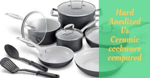 Hard Anodized Vs Ceramic 2021: Top Full Guide