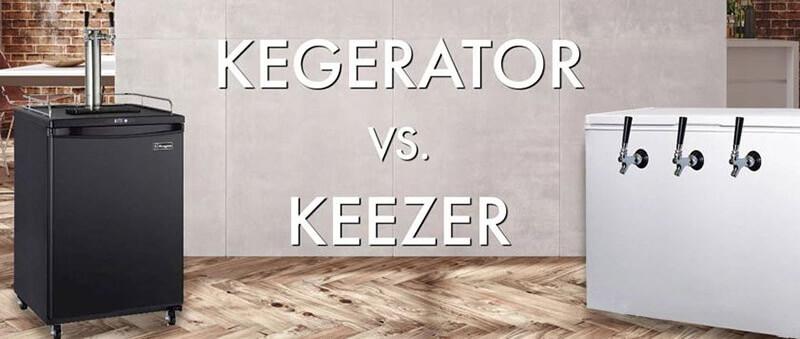 Keezer Vs Kegerator 2021: Top Full Guide