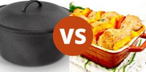 roasting pan vs dutch oven