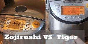 tiger vs zojirushi rice cooker
